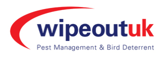 Wipeout UK Pest Control Logo